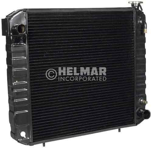 "2040517 Hyster Radiator 22""H x 26.375""W x 3.375""D"