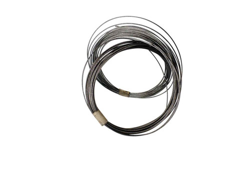"""50ft Long Cable 7x7 Type, 3/64"""" Diameter For 3/16"""" Conduit"""