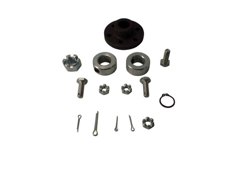 Steering Shaft Hardware Kit, Less Shaft, without Pitman Arms