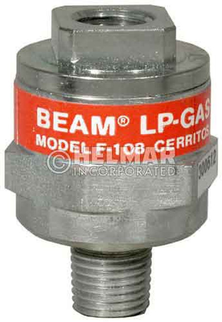 F108 Beam Propane Inline Filter