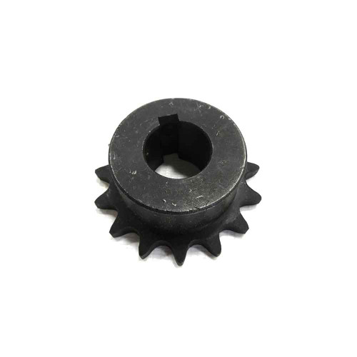 15 Tooth 40 Chain 22mm Bore 7mm Keyway Sprocket