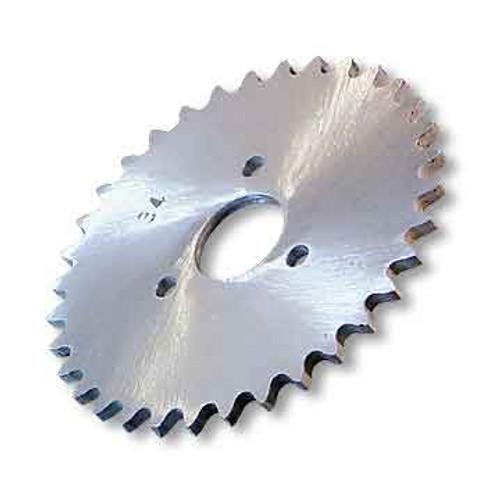 "32 Tooth Sprocket, Aluminum, #35 Chain, P5256 - 1"" Bore, 1.687"" Bolt Circle"
