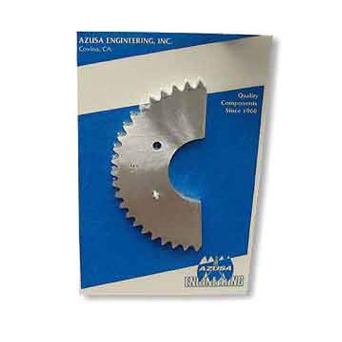 38 Tooth Mini-Sprocket, TNT (Tuf-N-Tru), .160 Aluminum, 35 Chain