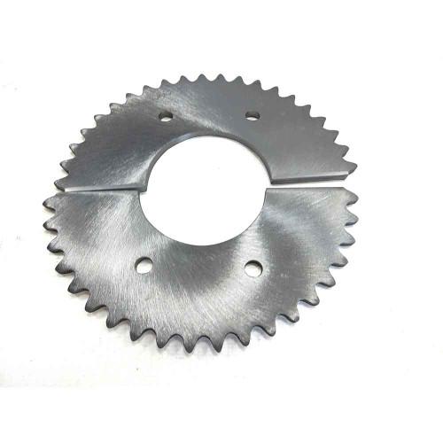 41 Tooth Mini-Sprocket, TNT (Tuf-N-Tru), .160 Aluminum, 35 Chain