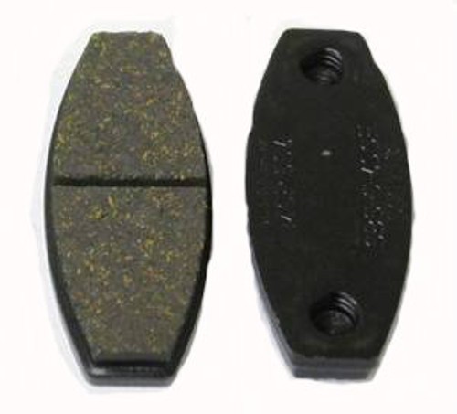 Black Mini Lite Caliper Brake Pads