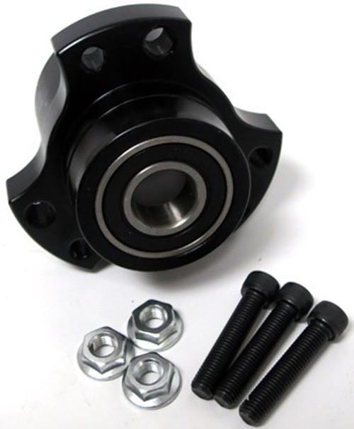 "Wheel Hub 3/4"" x 5/8"" - Black"