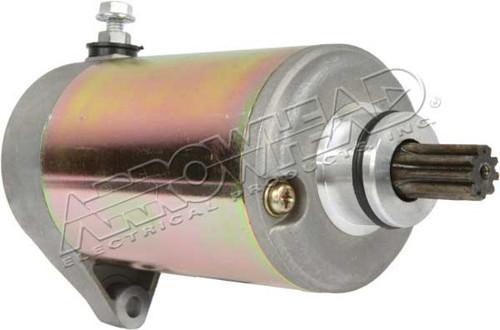 Starter for Suzuki ATV, M/C PMDD, 12-Volt, CCW, 9-Spline
