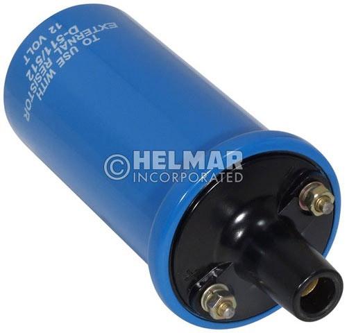 D511 12 Volt External Resistor Generic Ignition Coil