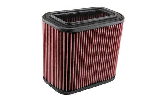 OE Performance Replacement Filter, Cleanable 8-ply Cotton (W-8100)