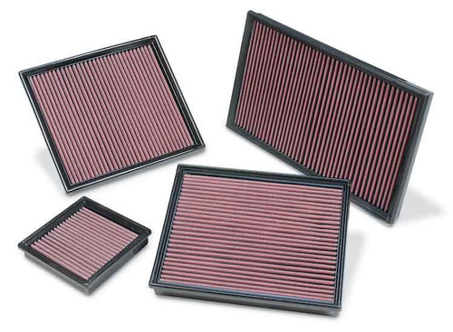 Stock Replacement Filter- Cotton (Cleanable) Filter, DROP-IN, 08-09 G8 FH N/A, Pontiac (Red Oil)