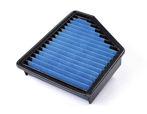 Stock Replacement Filter- Cotton (Cleanable) Filter, DROP-IN, 2010 Camaro, L99, LS3, LLT (Blue Oil)