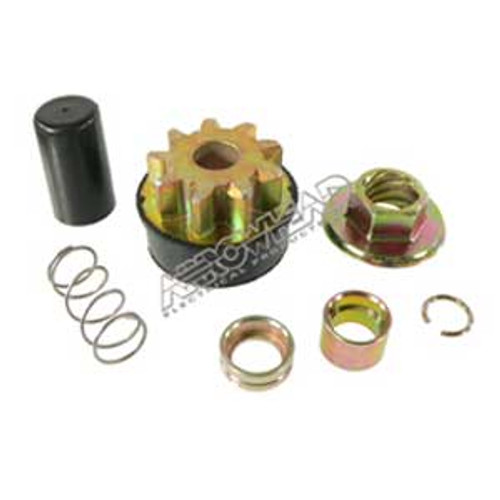 UNITED TECH STARTER DRIVE Drive Assy.: 9-Tooth; CCW;: For United Tech Starters