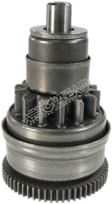 Drive 14-Tooth, CW, 61-Tooth Drive Gear, for Mitsuba Starters