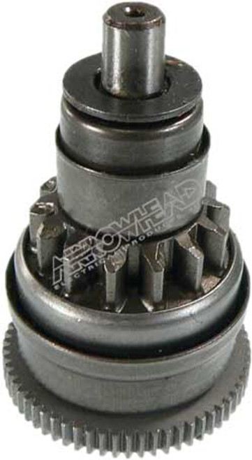 Drive 14-Tooth, CW, 63-Tooth Drive Gear, for Mitsuba Starters