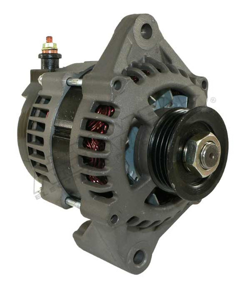 Alternator for 5SI Marine Applications IR/IF, 12-Volt, 50 Amp