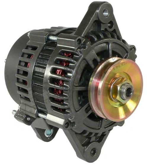 Alternator for 7SI Marine Applications IR/IF, 12-Volt, 65 Amp