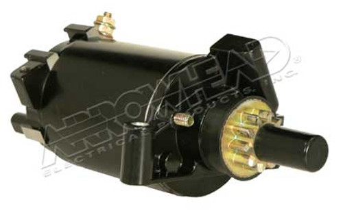 Starter for OMC12-Volt, CCW, 10-Tooth SAB0104