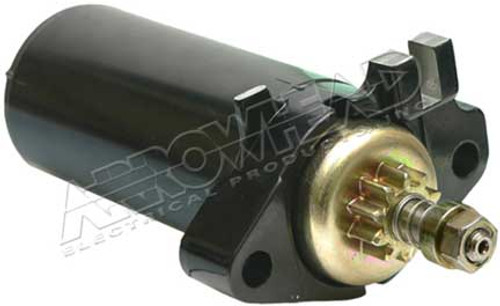 Starter for OMC12-Volt, CCW, 10-Tooth SAB0110
