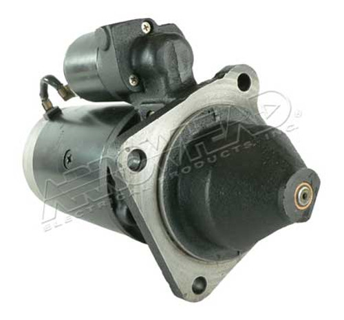Starter for Agricultural, Industrial and Marine Applications DD, 12-Volt, CW, 9-Tooth SBO0067