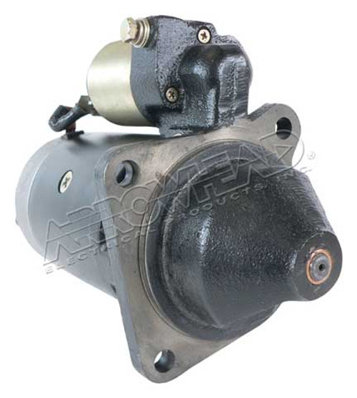 Starter for Aifo, Fiat-Allis, others DD, 24-Volt, CW, 9-Tooth