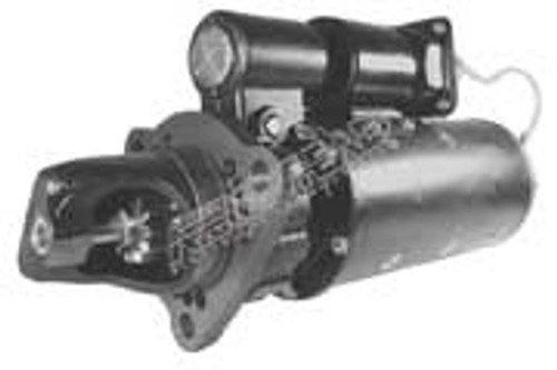 Starter for 40MT Series DD, 24-Volt, CW, 12-Tooth