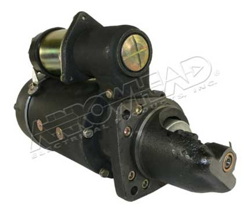 Starter for 37MT Series DD, 12-Volt, CW, 10-Tooth