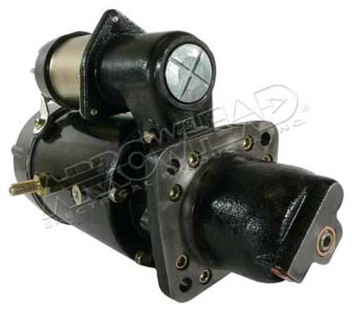 Starter for 37MT Series DD, 24-Volt, CW, 10-Tooth