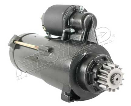 Starter for Marine Applications PMGR, 12-Volt, CCW, 14-Tooth