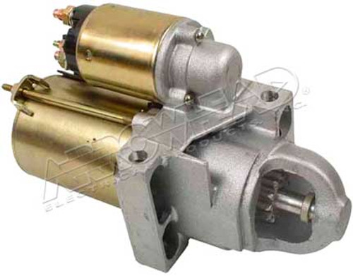 Starter for Marine Applications PMGR, 12-Volt, CW, 11-Tooth