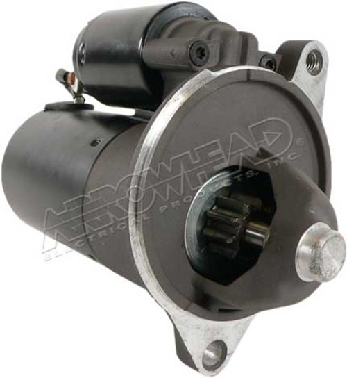 Starter for Ford Marine Engines PMGR, 12-Volt, CW, 12-Tooth