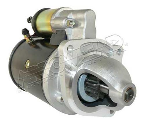 Starter for Ford Engines DD, 12-Volt, CW, 10-Tooth SLU0003