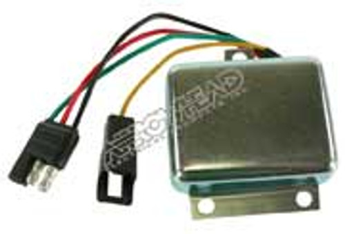 Voltage Regulator 12-Volt, B-Circuit, for Motorola Alternators