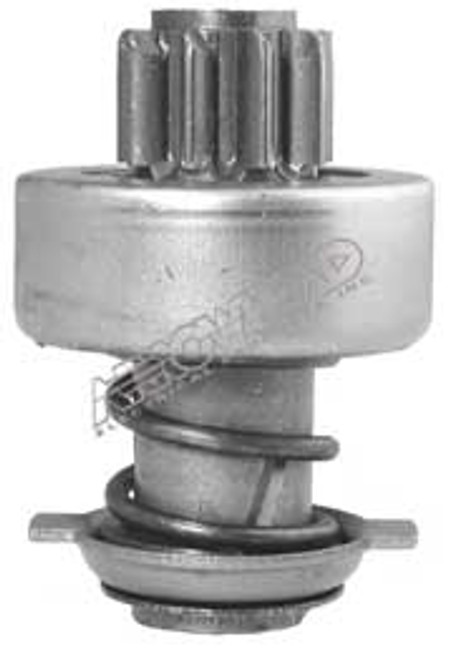 Drive 9-Tooth, CW, 4-Spline, for Ford Starters