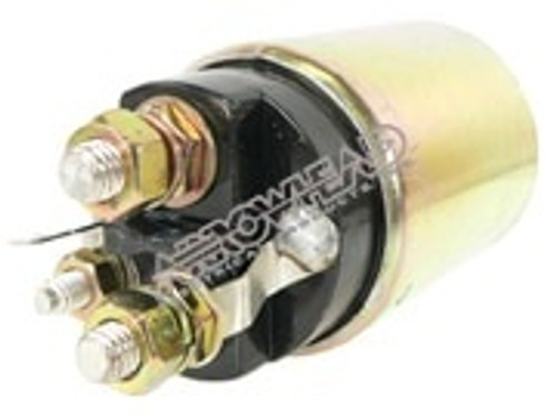 Solenoid 12-Volt, 3-Terminal for Ford Starters SFD6018