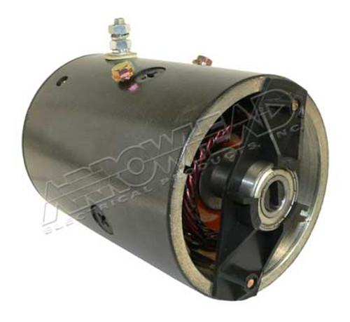 DC Motors for Monarch Hydraulics, MTE Hydraulics, J.S. Barnes, Cessna Ind., Tommy Lifts, 12-Volt, CCW