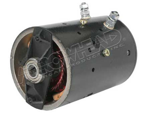DC Motors for Raymond Corp., Hyster, J.S. Barnes, Monarch Hydraulics, MTE Hydraulics, 12-Volt, CCW
