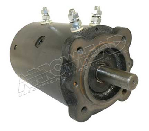 DC Motors for Desert Dynamics, Tulsa Winch, Ramsey Winch, Pierce Winch, Braden Industries, 12-Volt, Bi-Directional