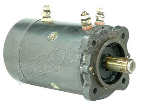 DC Motors for Ramsey, Tulsa, Liftmore, & Pierce Sales, 12-Volt, Bi-Directional LRW0012