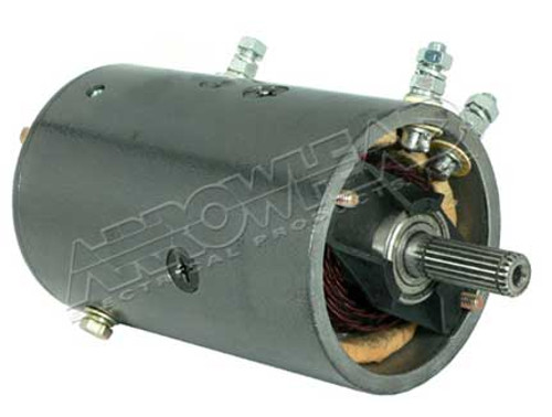DC Motor for Warn Industries, Smith Industries, Super Winch, 24-Volt, Bi-Directional