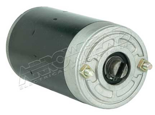 DC Motor for Northman, 3 Snow Plow Motor, 12-Volt, CW, with 1/4 Slot
