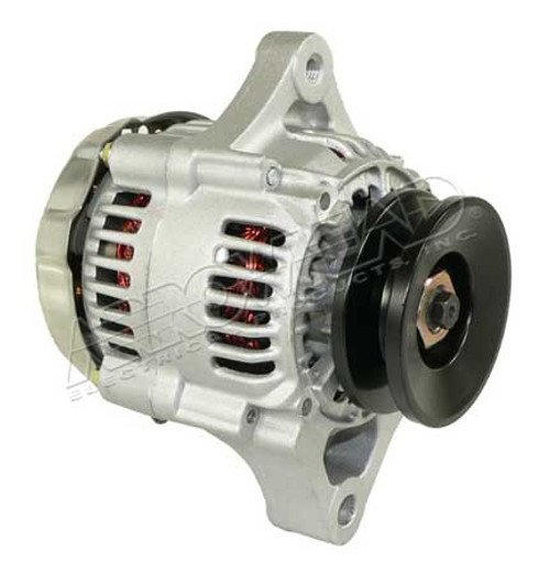 DENSO ALTERNATOR For Kubota Engines: IR/IF; 12-Volt; 40 Amp; AND0237