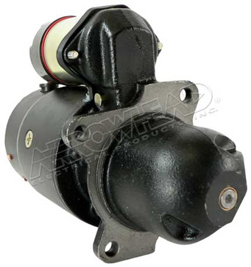 Starter for 10MT Series, DD, 12-Volt, CW, 9-Tooth