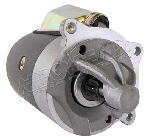 Starter for Ford 4.5, 12-Volt CW 9-Tooth