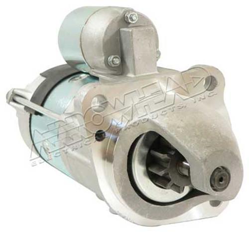 Starter for Perkins Engines, PLGR, 12-Volt, CW, 10-Tooth SND0573