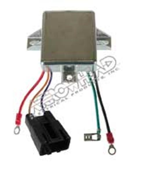 Voltage Regulator, 12-Volt, B-Circuit AMO6015