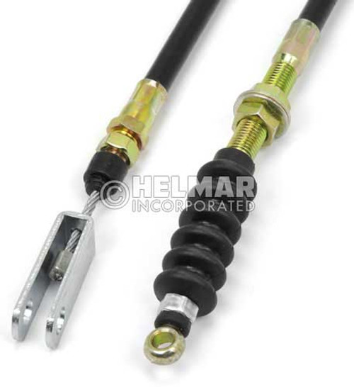 """91A51-13200 Mitsi / Cat Inching Cable 33"""" Long"""