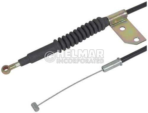 """18201-04H00 Fits Nissan Accelerator Cable 58"""" Long"""