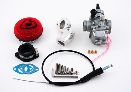 26mm Performance Carb Kit - Mikuni VM26 - Stock Head