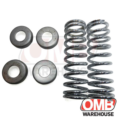 Front Fork Springs and Cups Kit