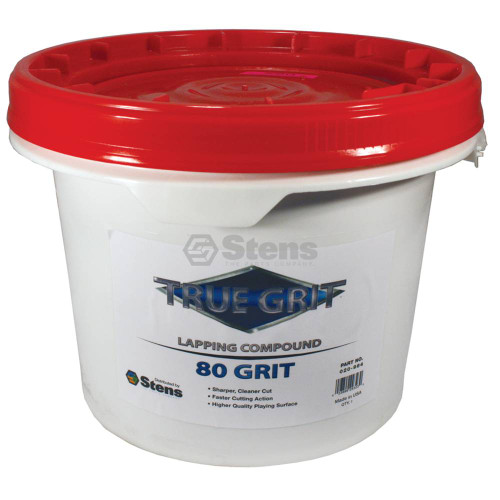 OEM Lapping Compound / 80 Grit